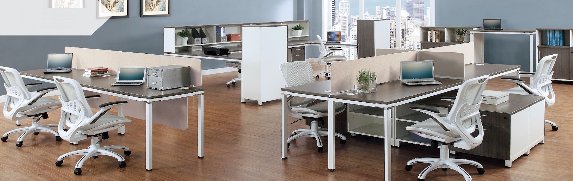 desking & benching systems