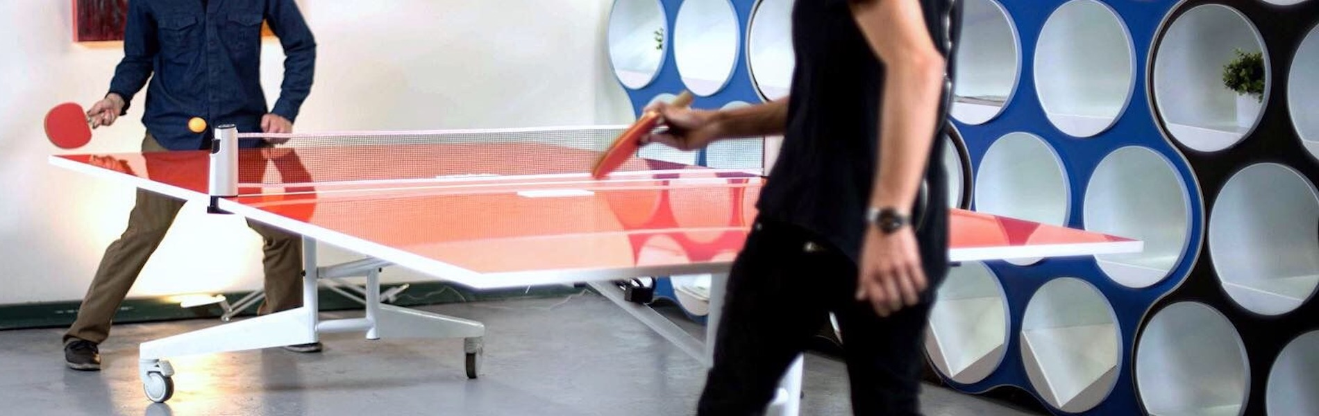 Multi-Function Ping Pong Tables