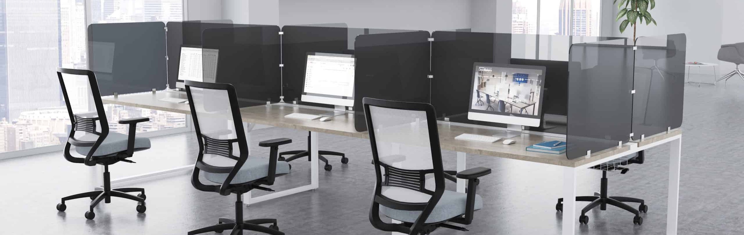 Desk & Workstation Dividers